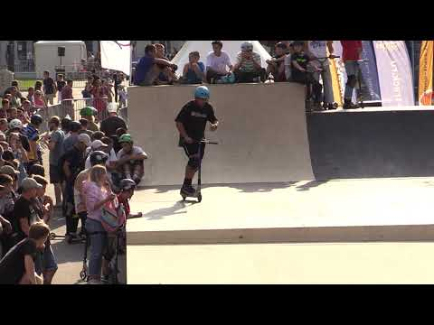 Дмитрий Мурадов - любители, KICK & GO scooter fest 20180908