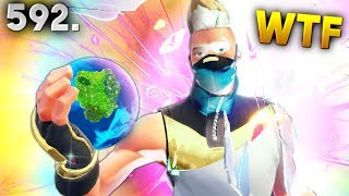 Fortnite Funny WTF Fails and Daily Best Moments Ep.592