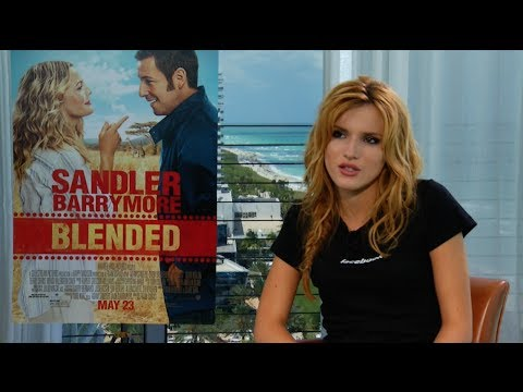 BLENDED Interview with Bella Thorne