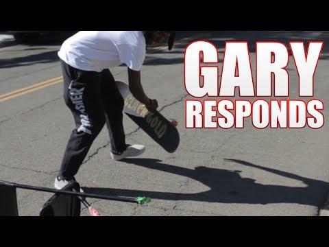 Gary Responds To Your SKATELINE Comments Ep. 209 - Nyjah Huston VS Aaron Kyro, Birdhouse Saturdays
