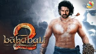 Baahubali 2 first look : The Conclusion | Prabhas steals the thunder