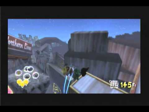 Rabbids Go Home Wii Walkthrough Part 6 \