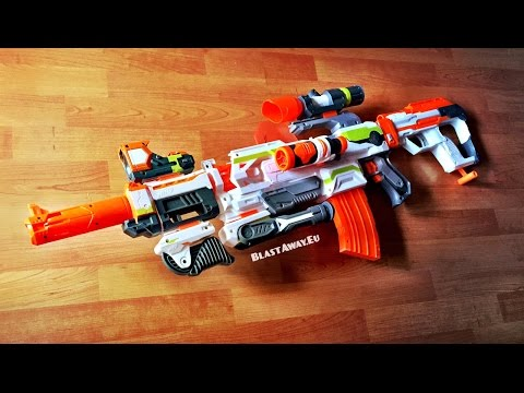 [REVIEW] Complete Nerf Modulus Line   all upgrade kits 2015