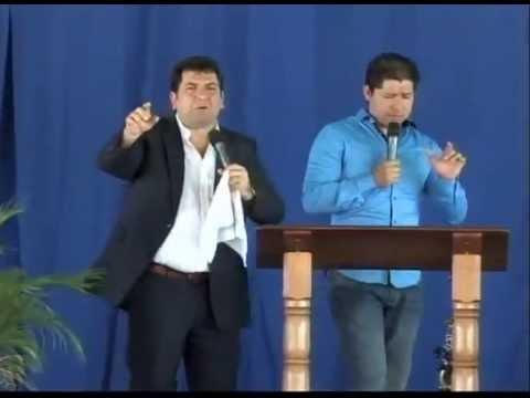 Domenico Rampello Ministries (Vénézuela) Cumaná 2013 Pt.2