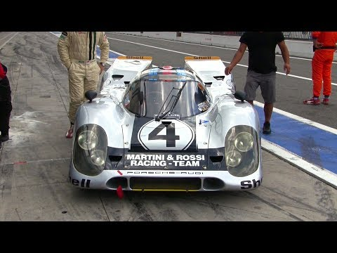 Martini Racing Porsche 917K Pure Sound