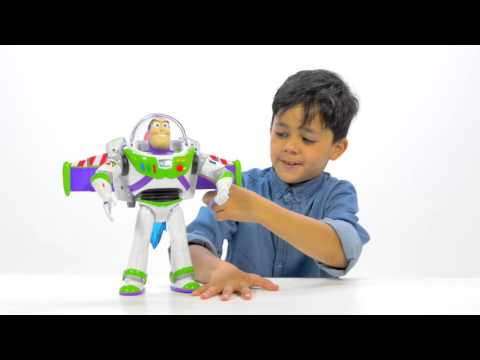 TOY STORY   Buzz Lightyear Unboxing   Official Disney Pixar