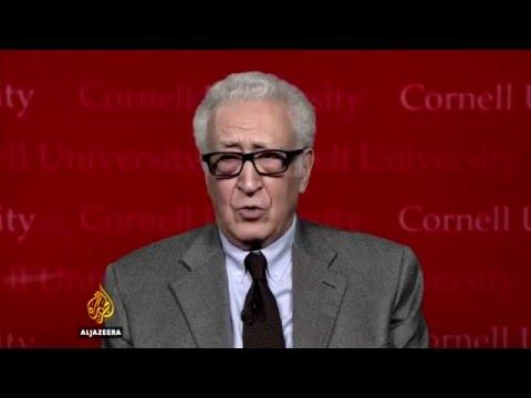 UpFront - Lakhdar Brahimi: 'No good guys in Syrian tragedy'