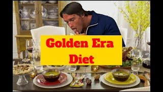 Golden Era BodyBuilding Diet