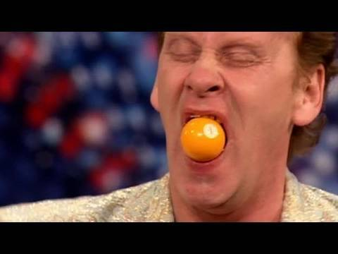 The Regurgitator - Britain's Got Talent 2010 - Auditions Week 2