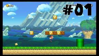 Super Mario Maker: Super Mario Bros. Remake (Part 1)