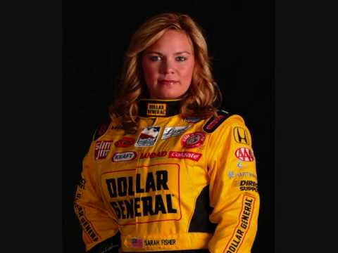 Sarah Fisher Interview Video