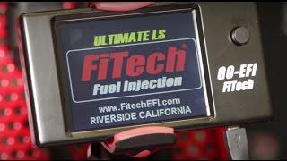 SEMA 2016: FiTech Ultimate LS EFI Makes Swaps Simple
