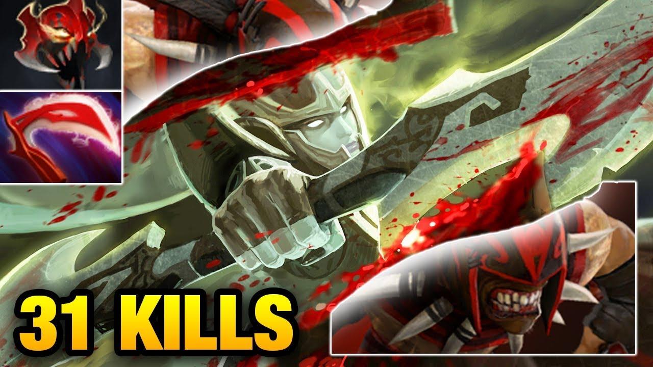 Dota 1 phantom assassin