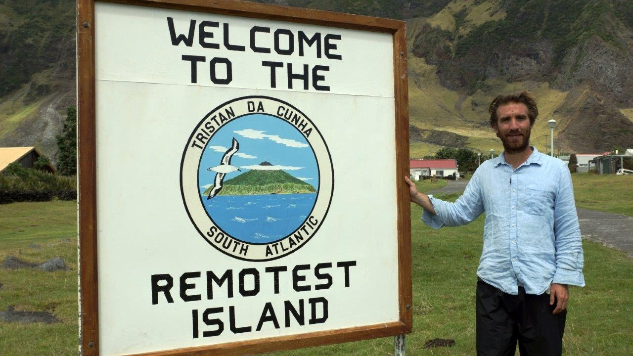 [Could You Live On the World's Remotest Inhabited Island?] Video