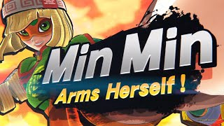 Super Smash Bros Ultimate Min Min Reveal Trailer Nintendo Direct 2020