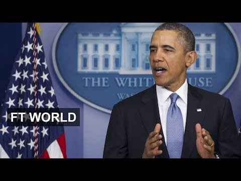 Obama responds to Crimea referendum