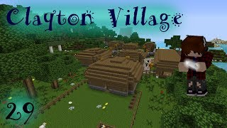 Clayton Village: What's Up With Nigh? [EP:29 S:1 minecraft roleplay]