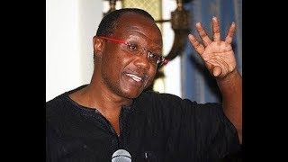 David Ndii: current corruption scandals a 'ploy' to finish DP Ruto politically