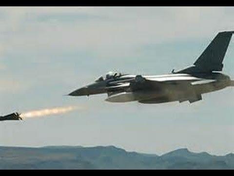 February 25 2014 Breaking News Israeli air force strikes Hezbollah bases on Syrian border