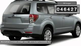 2013 SUBARU FORESTER Jackson, MS DH422179