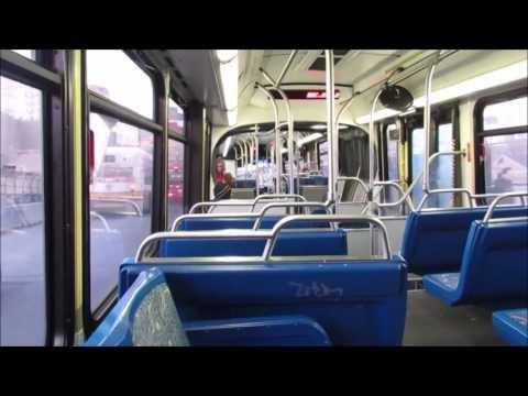[MBTA BUS HD] On Board #3: Route SL4 [FULL] // Neoplan AN460LF #1019