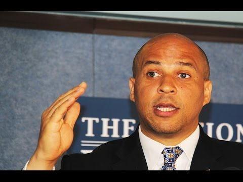 Cory Booker 2014: We Need Agents of Activism