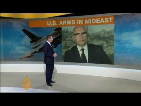 US to finalise Middle East weapons deal