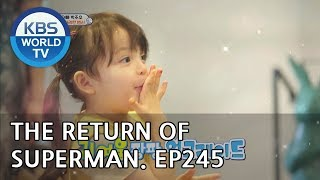 The Return of Superman | 슈퍼맨이 돌아왔다 - Ep.245: Your Day Will be Sunny All Day [ENG/IND/ 2018.10.07]