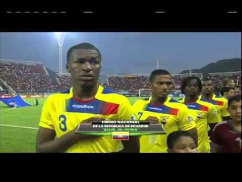Mexico National Anthem On Venezuela X Ecuador video
