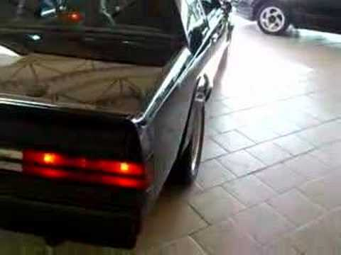 1987 Buick Grand National GNX Show Car For Sale! SOLD.