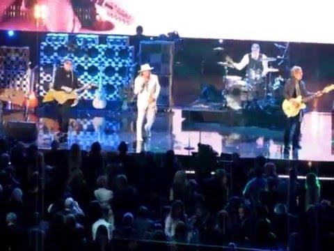 2016 Rock & Roll Hall of Fame Cheap Trick After Speech Part 2