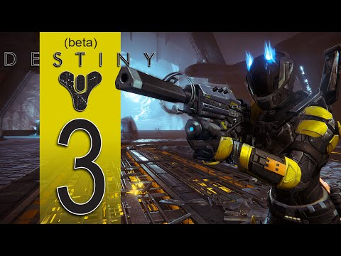 Let's Play Destiny (beta) - EP03 - Darkness Consumes Me klip izle