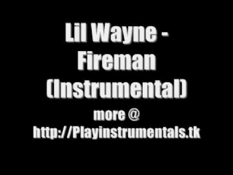 Lil Wayne - Fireman (instrumental) video