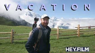 How to Vacation with a Camera | Hey.film podcast ep69