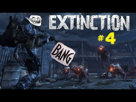 [CALL OF DUTY GHOSTS – EXTINCTION] – Walkthrough with Professional Players! [PART 4]