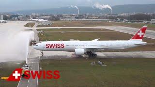Boeing 777-300ER - Welcome to the fleet | SWISS
