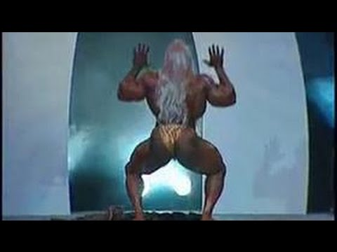 Ronnie Coleman 2006 Mr Olympia Posing Routine