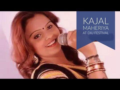 kajal maheriya 2017 video song - diu festival video - gujarati song swift gadi