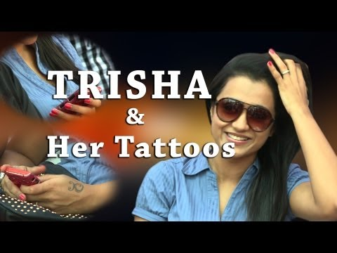 Trisha's Trendy Tattoo [red Pix]. video