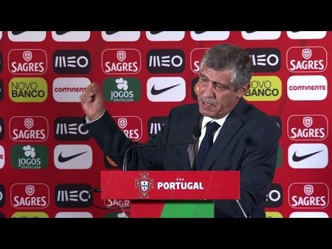For new Portuguese football coach win is all that counts