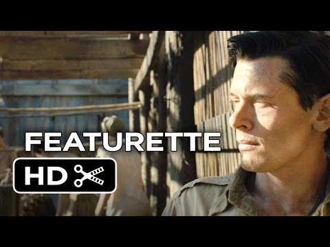 Unbroken Featurette - An Inside Look (2014) - Angelina Jolie Movie HD