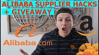 2019 Amazon FBA Supplier Hacks - How To Get The BEST Deal on Alibaba Products!