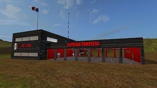 Farming Simulator 17 Pompier en Action