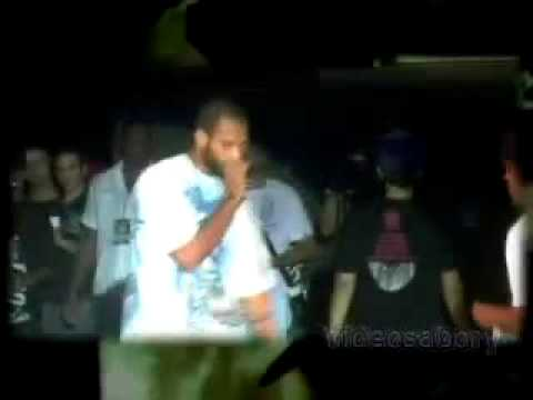 EL B vs PQ (Batalla de Gallos -CUBA 2008) Video