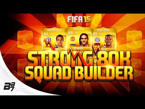FIFA 15   INSANE TOTY MARKET CRASH 80K SQUAD BUILDER!
