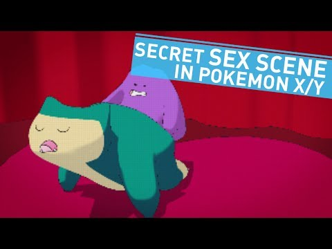 How to Unlock the Sex Scene in Pokémon X/Y