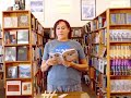 "Janet Kuypers reads 2 poems in ""(pheromemes) 2015-2017 poems"" @ Half Price Books 10/4/17 (Lumix)."