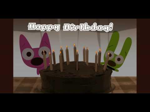 Hoops & Yoyo: Happy (cough) Birthday