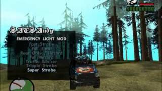 Dirt 2 Dodge Power Wagon GTA Sa Mod mit ELM v1.4