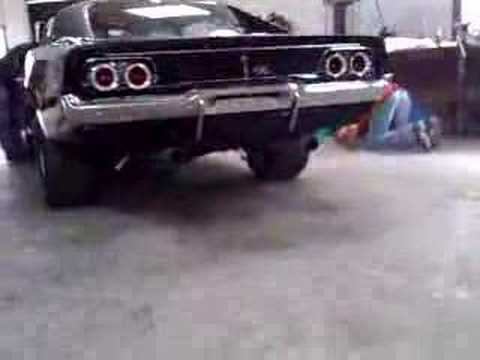 1968 Dodge Charger R/T Video